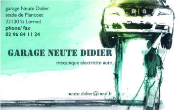 GARAGE NEUTE DIDIER