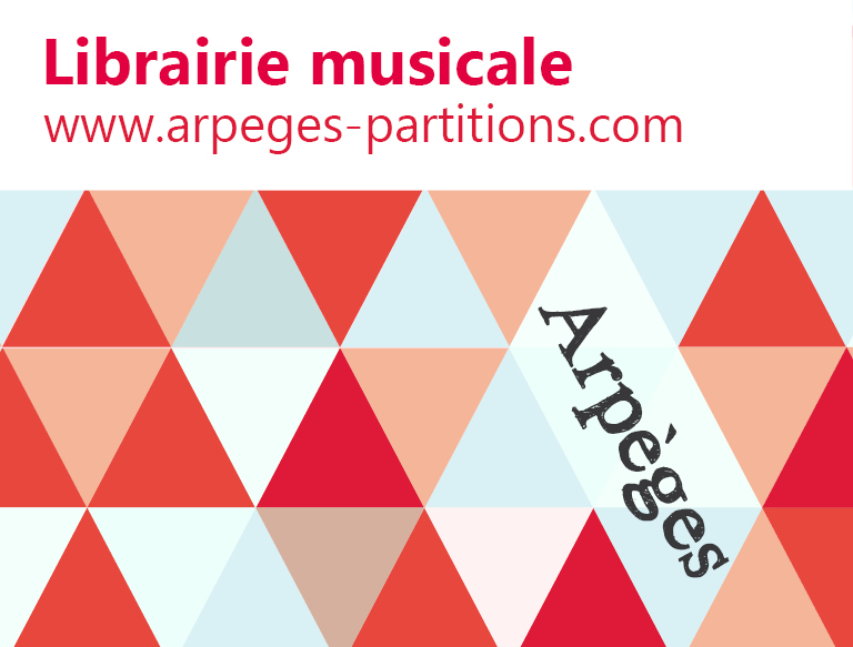 ARPEGES-PARTITIONS - NANTES